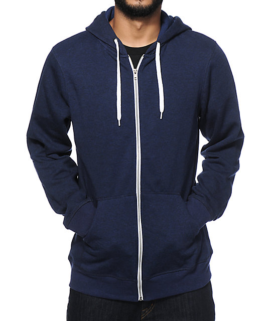 Hooligan Zip Up Hoodie