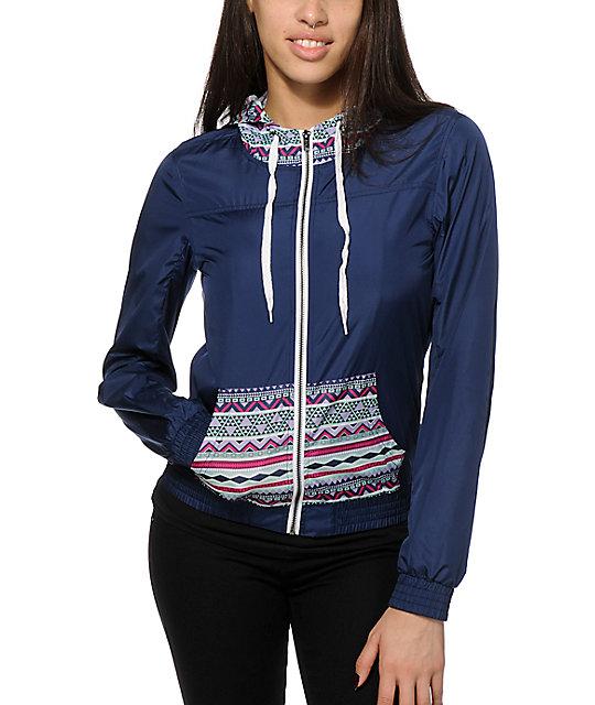 Girls Windbreaker Jackets