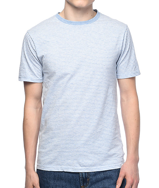 Find mens blue and white striped t shirts at ShopStyle. Shop the latest collection of mens blue and white striped t shirts from the most popular.