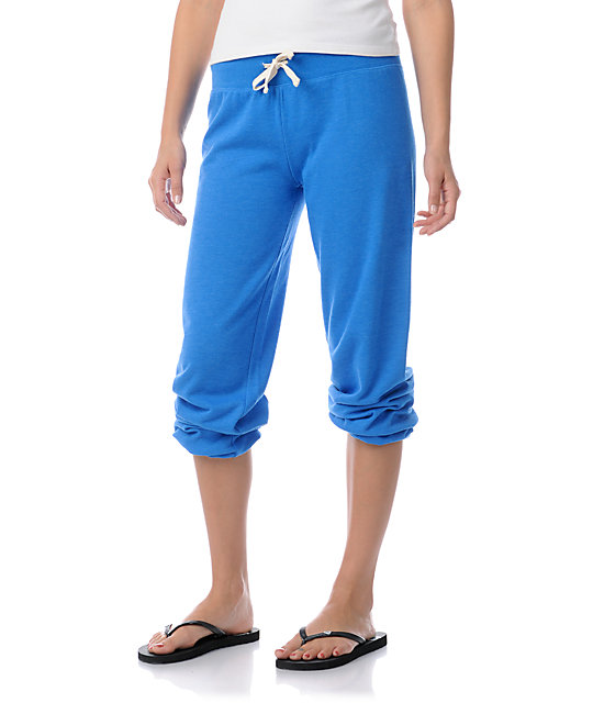 Zine Princess Blue Sweatpants