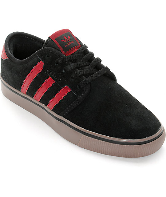 adidas Boys Seeley Skate Shoes