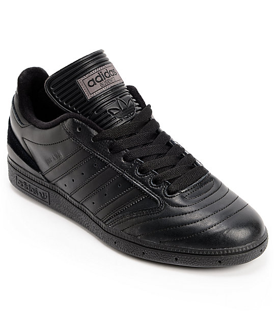 adidas Busenitz Pro Black Shoes