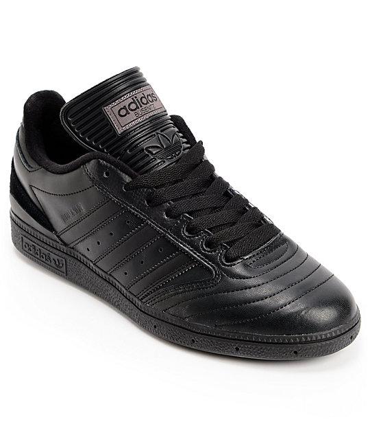 adidas Busenitz Pro Black Skate Shoes