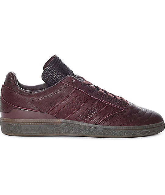 adidas Busenitz Pro Horween Leather Shoes