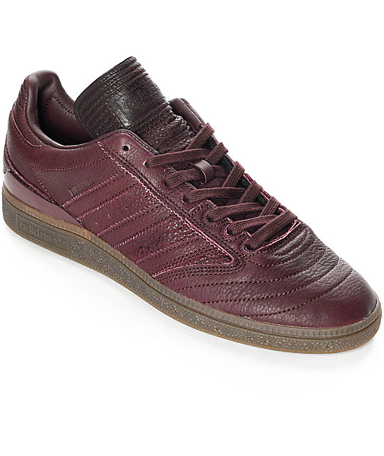 adidas Busenitz Pro Horween Leather Shoes ...