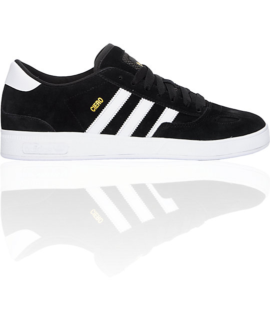 adidas Ciero Black & White Shoes