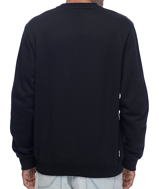 adidas EQT Black Crew Neck Sweatshirt
