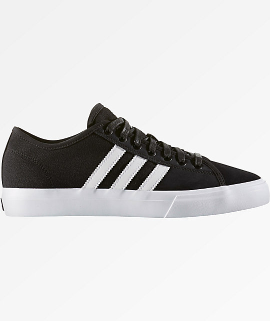 adidas Matchcourt RX Black & White Shoes