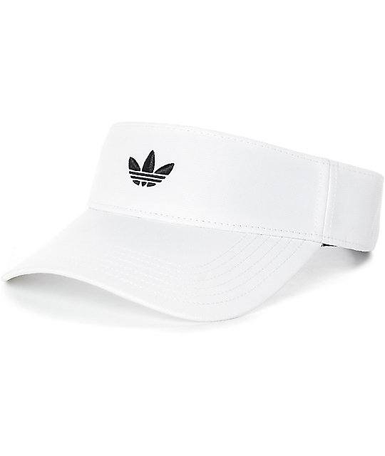 how to wear an adidas visor