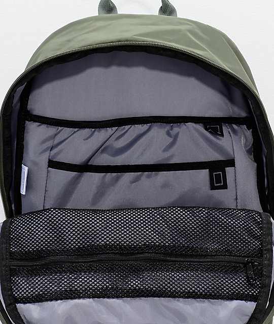 adidas Originals National Plus Green Backpack