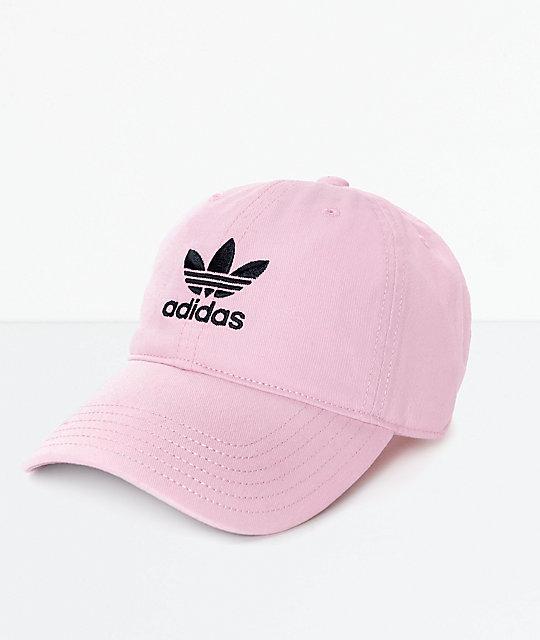 adidas Pink Baseball Hat