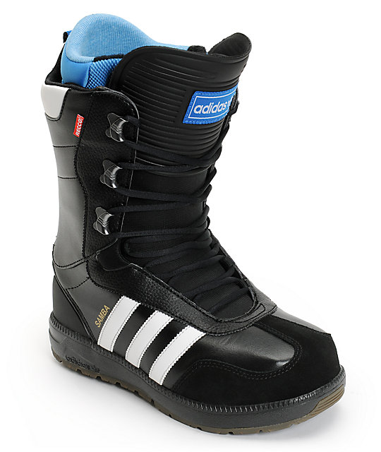 adidas Samba Black Snowboard Boot