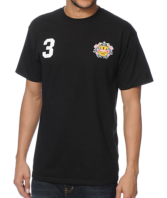 adidas Skate Copa Germany Black 2014 Team Jersey T-Shirt