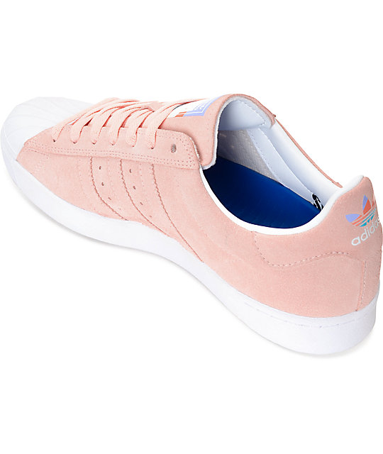 adidas pink shoes. adidas superstar vulc adv pastel pink shoes s