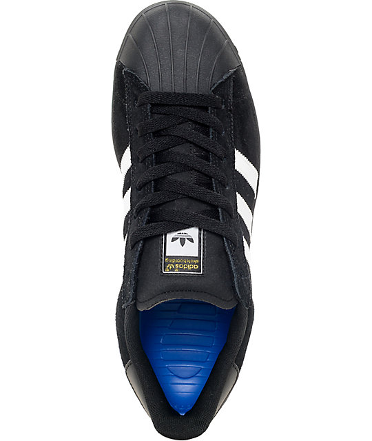 c66e98b092 ... best price adidas superstar vulc adv zapatos en blanco y negro 5d1c6  f19e9