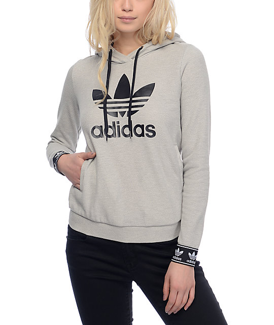 ea3d7123a026 Adidas Grey Sweater Womens thehampsteadfactory.co.uk