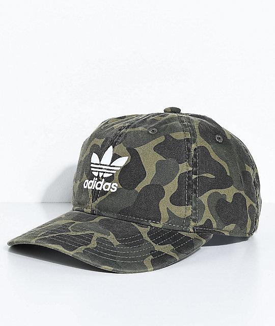 adidas Women's Camo Dad Hat