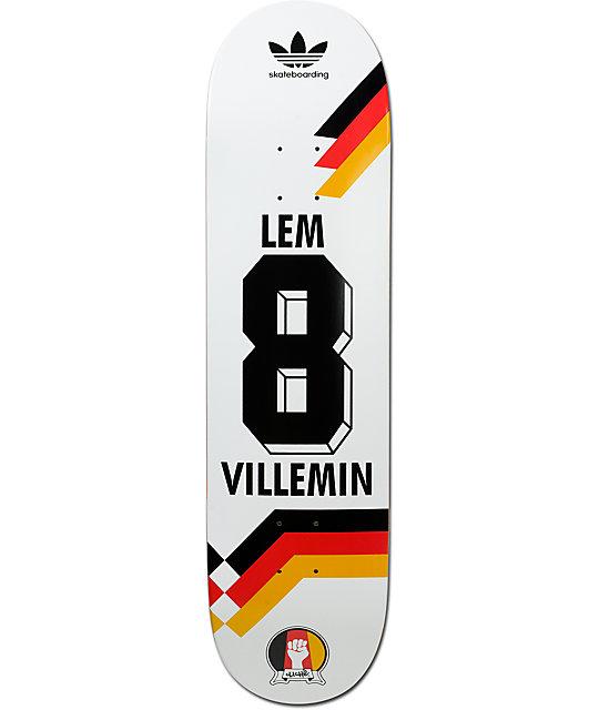 "adidas x Cliche Skate Copa Germany Lem Jersey 8.1""  Skateboard Deck"