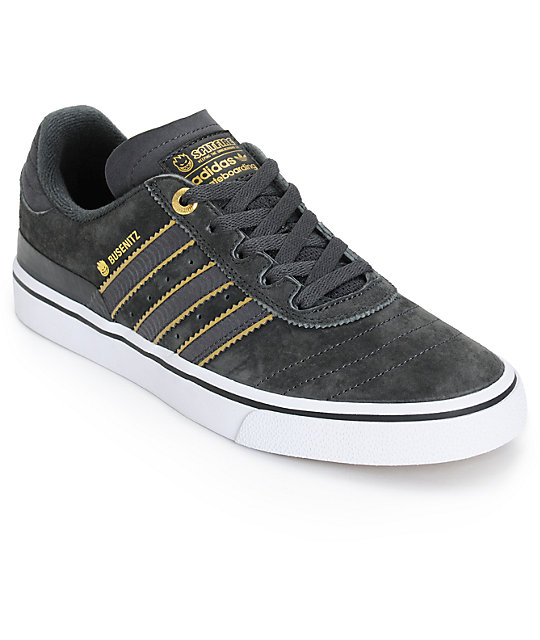 adidas x Spitfire Busenitz Vulc Skate Shoes