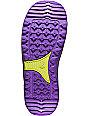 Burton Mint Black & Purple Womens Snowboard Boots