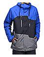 686 Authentic Geo Colorblock 10k Cobalt Snowboard Jacket