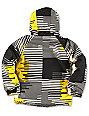 686 Boys Mannual Stealth Lava 5K 2014 Snowboard Jacket