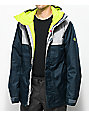 686 Moniker Dark Denim 10k Snowboard Jacket