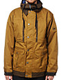 686 Times Dickies Industrial Duck Brown 15K Snowboard Jacket
