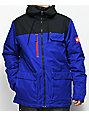686 x PBR Sixer Blue 10K Snowboard Jacket