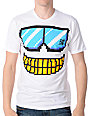 A-Lab 8-Bit T-Shirt White Graphic T-Shirt