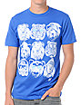 A-Lab Animal Attire Blue T-Shirt