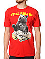 A-Lab Ballin Cat Red T-Shirt
