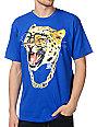 A-Lab Cat So Hard Blue T-Shirt