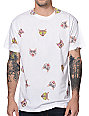 A-Lab Cool Catz White T-Shirt