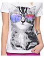A-Lab Galaxy Eyes White T-Shirt