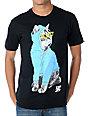 A-Lab Hip Cat Black T-Shirt