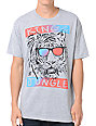 A-Lab Jungle King Grey T-Shirt