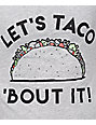 A-Lab Lets TacoBout It Scoop Grey T-Shirt