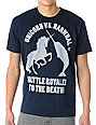 A-Lab Mystic Battle Navy T-Shirt