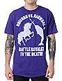 A-Lab Mystic Battle Purple T-Shirt