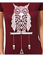 A-Lab Owl Eyes T-Shirt