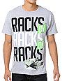 A-Lab Racks Heather Grey T-Shirt