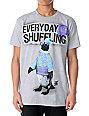 A-Lab Shuffle Penguin Heather Grey T-Shirt