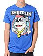 A-Lab Shufflin Blue T-Shirt