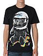 A-Lab Space Teddy Black T-Shirt