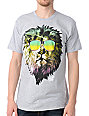A-Lab Sub Saharan Heather Grey T-Shirt