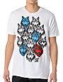 A-Lab Wolf Gang White T-Shirt
