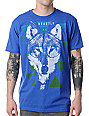 A-lab Beastly Heather Blue T-Shirt