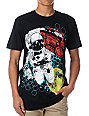 A-lab Space Radio Black T-Shirt