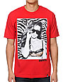 Ace of LA Animal Style Red T-Shirt